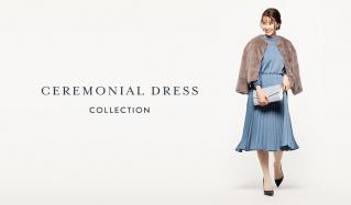 CEREMONIAL DRESS COLLECTIONのセールをチェック