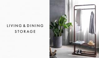 LIVING & DINING STORAGEのセールをチェック