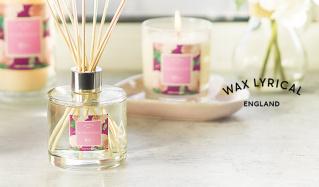WAX LYRICAL - Life Style fragrance Selection-(ストーングロウ)のセールをチェック