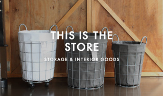 THIS IS THE STORE-STORAGE & INTERIOR GOODS-のセールをチェック