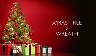 X'MAS TREE&WREATH SELECTIONのセールをチェック