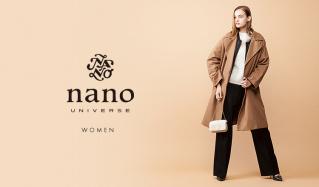 NANO・UNIVERSE WOMENのセールをチェック