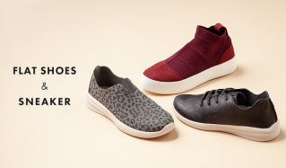 FLAT SHOES & SNEAKER COLLECTION(レベル)のセールをチェック