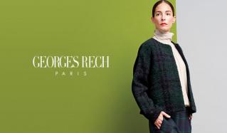 GEORGES RECH(ジョルジュ レッシュ)のセールをチェック