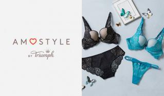 AMO STYLE by Triumph(トリンプ)のセールをチェック
