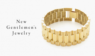 New Gentlemen's Jewelryのセールをチェック
