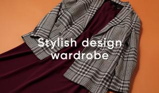 Stylish design wardrobeのセールをチェック