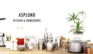 ASPLIND  KITCHEN & HOMEGOODSのセールをチェック