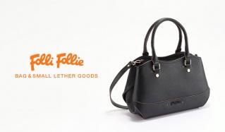 Folli Follie -BAG & SMALL LETHER GOODS -(フォリフォリ)のセールをチェック