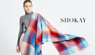 SHOKAY -保温性と調湿性を兼ね備えたヤク素材のブランドのセールをチェック