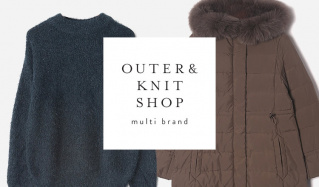 OUTER & KNIT SHOPのセールをチェック