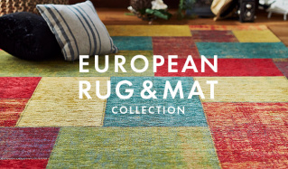 EUROPEAN RUG & MAT COLLECTIONのセールをチェック