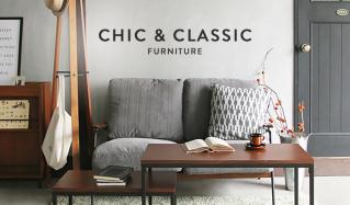 CHIC & CLASSIC FURNITUREのセールをチェック