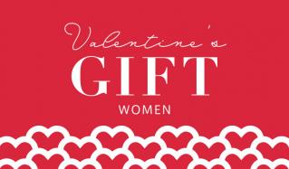 Valentine's Gift for Womensのセールをチェック