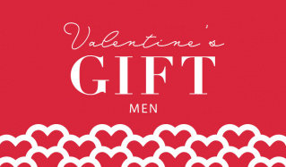 Valentine's Gift for Mensのセールをチェック