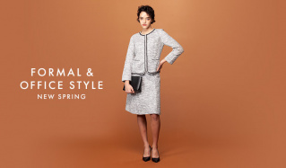 FORMAL & OFFICE STYLE - NEW SPRING -のセールをチェック