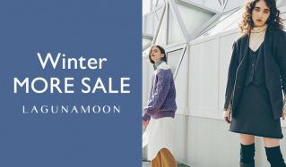 LAGUNAMOON -WINTER MORE SALE-(ラグナムーン)のセールをチェック