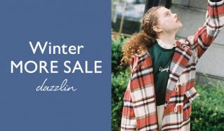 DAZZLIN -WINTER MORE SALE-(ダズリン)のセールをチェック