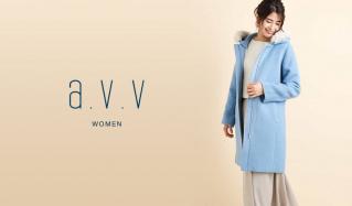 a.v.v Women -WINTER MORE SALE Vol.2-(アーヴェヴェ)のセールをチェック