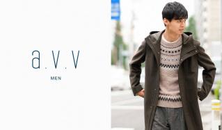 a.v.v Men -WINTER MORE SALE Vol.2-(アーヴェヴェ)のセールをチェック