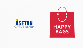 ISETAN -HAPPY BAGのセールをチェック