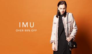 IMU -OVER88%OFF-のセールをチェック