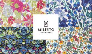 MILESTO Spring LIBERTY Collectionのセールをチェック
