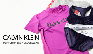 CALVIN KLEIN PERFORMANCE/UNDERWEARのセールをチェック