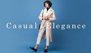 Casual & Eleganceのセールをチェック