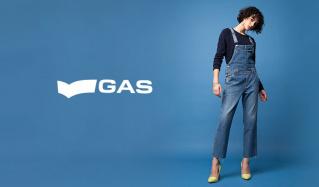 GAS WOMEN(ガス)のセールをチェック