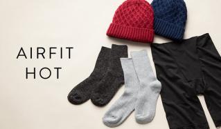 AIRFIT HOT -極暖 極暖 美矯正- MAX 89%OFF(エアーフィットホット)のセールをチェック