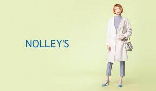 NOLLEY'S -MAX80%OFF-(ノーリーズ)のセールをチェック