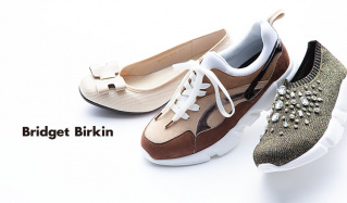 BRIDGET BIRKIN for Walkingのセールをチェック