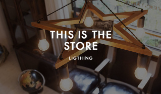 THIS IS THE STORE - LIGTHING & INTERIOR GOODS-のセールをチェック