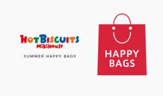 HOT BISCUITS MIKI HOUSE:SUMMER HAPPY BAGのセールをチェック