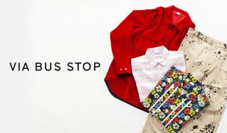 VIA BUS STOP MEN(ヴィア バス ストップ)のセールをチェック