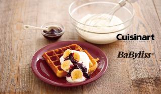 Cuisinart / BABYLISSのセールをチェック