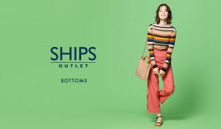 SHIPS OUTLET WOMEN -BOTTOMS-(シップス)のセールをチェック