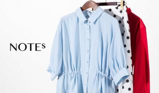 NOTEs - relaxing wardrobe -(ノーツ)のセールをチェック