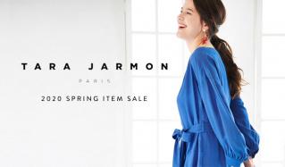 TARA JARMON -2020 SPRING ITEM SALE-のセールをチェック