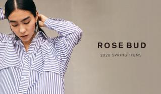 ROSE BUD ORIGINAL - SUMMER CLEARANCE -(ローズ バッド)のセールをチェック