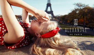 ALEXANDRE DE PARIS(アレクサンドルドゥパリ)のセールをチェック