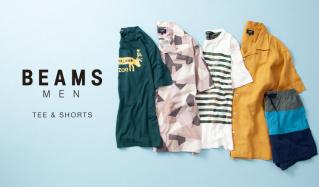 BEAMS MEN : Tee & Shorts(ビームス)のセールをチェック