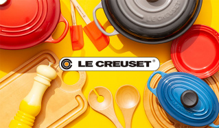 LE CREUSET -VIVID COLOR COLLECTION(ル・クルーゼ)のセールをチェック