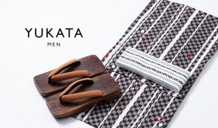 YUKATA SELECTION MENのセールをチェック