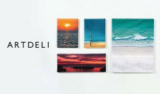 ARTDELI  空間を彩るアートパネル(アートデリ)のセールをチェック