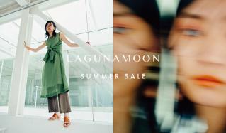 LAGUNAMOON -SUMMER SALE-(ラグナムーン)のセールをチェック