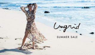 Ungrid -SUMMER SALE-(アングリッド)のセールをチェック