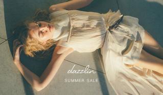 DAZZLIN -SUMMER SALE-(ダズリン)のセールをチェック
