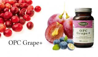 ポリフェノールの力で『錆びない』カラダに-OPC Grape⁺-(フローラ)のセールをチェック